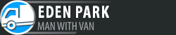 Man with Van Eden Park